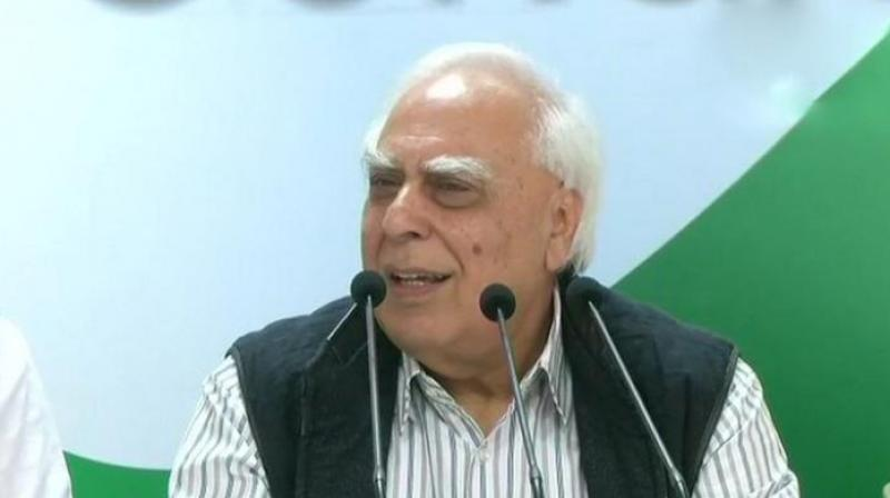 'UGC directs VC's of all universities to celebrate 29th September as Surgical Strike Day. Is this meant to educate or to serve BJP's political ends?' Sibal tweeted. (Photo: File)