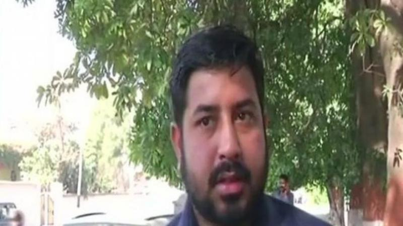 Activist Rohit Choudhary had filed a Right to Information application seeking information on the number of Rohingya Muslims living in Jammu and Kashmir. (Photo: ANI)