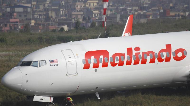 Malindo Air, a Malaysian airline, has regular flights linking Kuala Lumpur and Kathmandu. (Photo: AP)