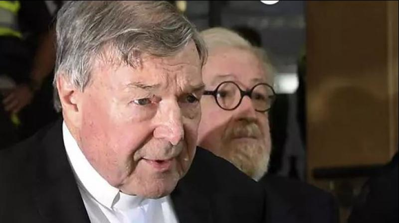 The 76-year-old was impassive throughout the hearing in Melbourne that ordered him to face a jury on
