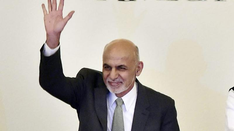 'E-tezkera will help security in the country,' Ghani said at a ceremony at which he received the first card to be issued. (Photo: PTI)