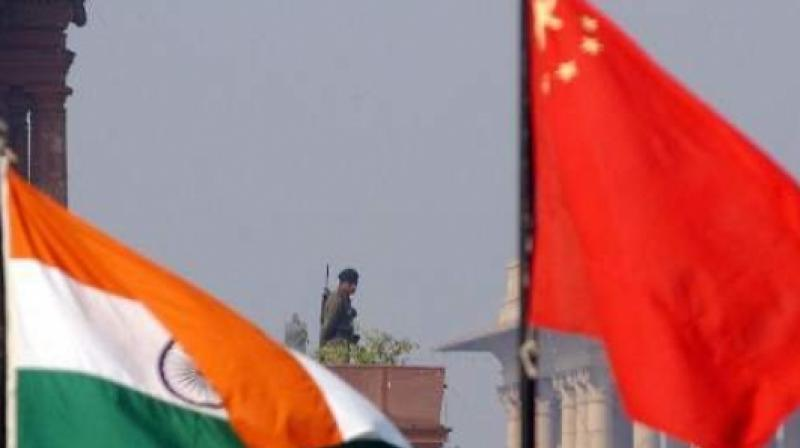 The BRI, a multi-billion-dollar initiative launched by President Xi Jinping when he came to power in 2013, has become a major irritant in bilateral ties. (Photo: PTI)