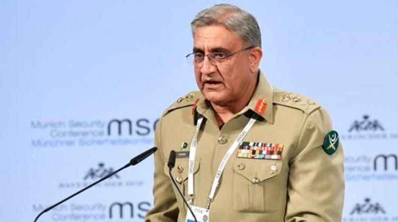 "Pakistan Army chief General Qamar Javed Bajwa has confirmed the death sentences awarded to 11 ""hardcore terrorists"" who were given the capital punishment by special military courts over the killings of 60 people. (Photo: AFP)"