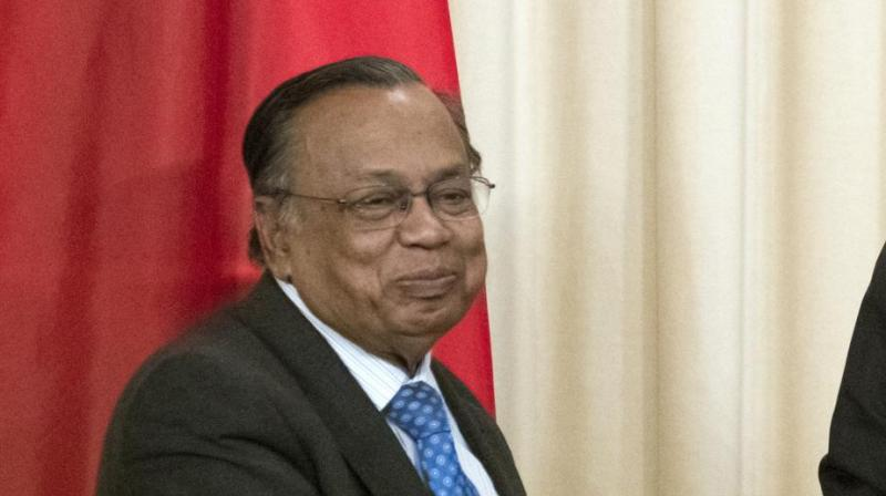 Bangladesh's foreign minister Mahmud Ali said there is a need to build bridges with non-OIC countries which have large number of Muslims as their citizens. (Photo: AP)