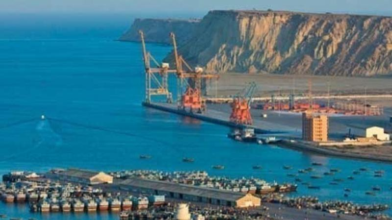 The USD 50 billion corridor that connects Kashgar in western China with Gwadar port in Pakistan, spanning 3,000 kilometres, passes through Pakistan-occupied Kashmir. (Photo: ANI)