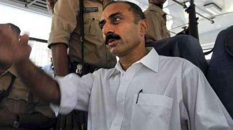 Banaskatha Police under Sanjiv Bhatt had arrested Sumersingh Rajpurohit, an advocate, in 1996 on charges of possessing around one kg of drugs. (Photo: File | PTI)