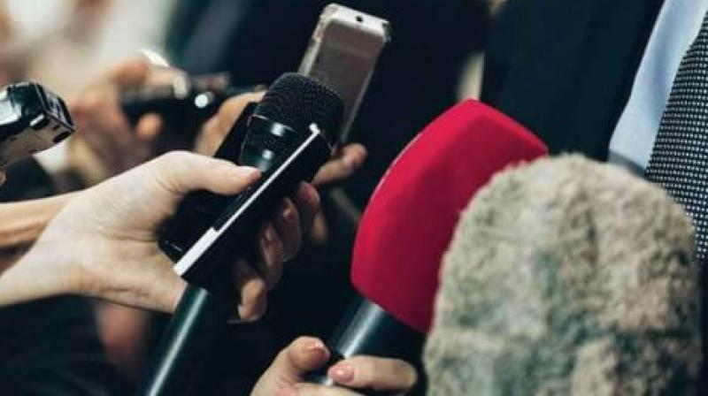 The media cannot be liable for contempt of court at the investigation stage, because under the Contempt of Courts Act, 1971, such offence can happen only after the charge sheet is filed in the court. (Representational Image)