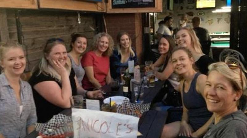 Some 15 of the Nicoles met up at a bar near the university campus, and the 'real Nicole' was finally made aware of the situation through a friend late Friday. (Photo: Twitter)