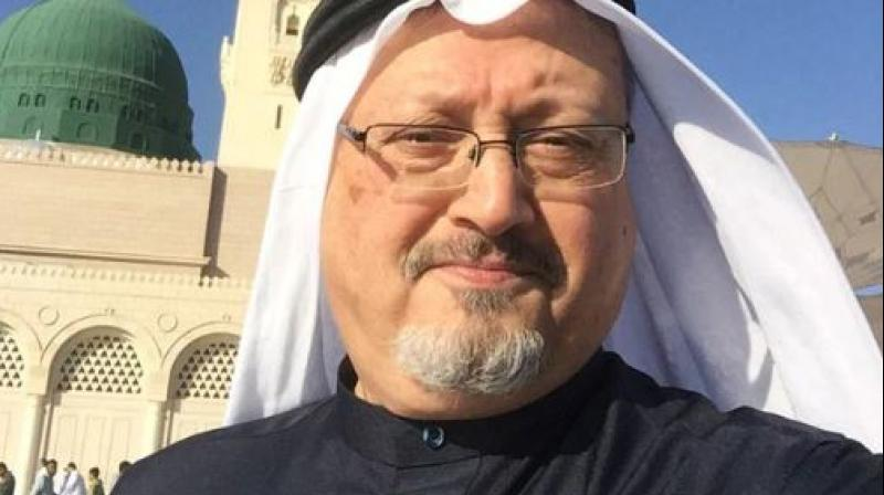 Khashoggi vanished after entering the consulate for official documents ahead of his upcoming wedding to his Turkish fiancee. (Photo: File)