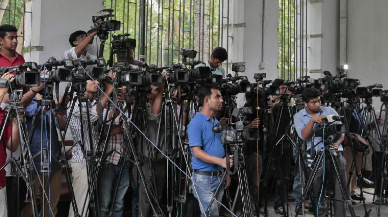 The Ministry of External Affairs regularly informs foreign journalists about Indian rules and regulations. (Representational Image)