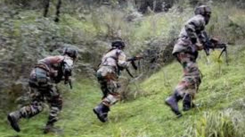 Blast inside Army brigade headquarters as Pakistan violates