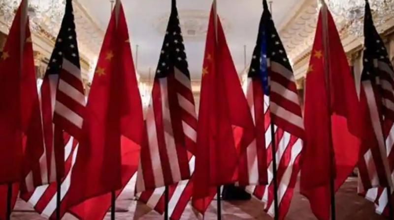 US negotiators were in Beijing on Monday for another round of talks on a trade deal. (File Photo)