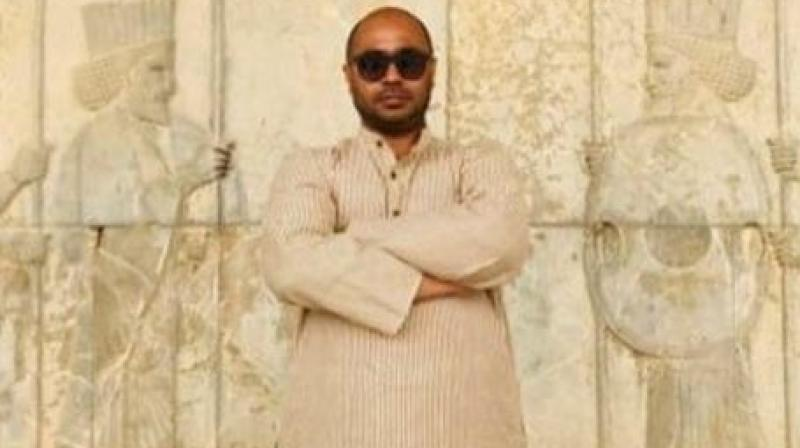Iyer-Mitra was charged under various sections of the Indian Penal Code on the basis of an FIR filed at the Saheed Nagar police station in Bhubaneswar, ACP Kishore Mund said. (Photo: Twitter | @Iyervval)