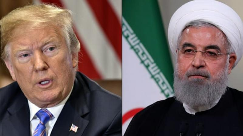 Trump remarks came as he signed new sanctions on Thursday targeting the Iranian-funded Lebanese militant group Hezbollah, which is considered a terrorist organisation by the US. (Photo: AFP)