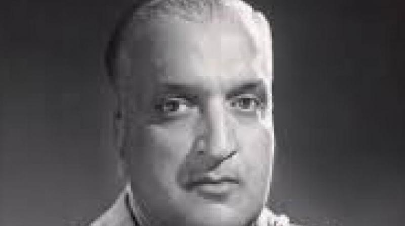 Maharaja Hari Singh (Photo: Google)