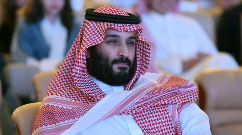 Saudi Arabia Crown Prince Mohammed bin Salman. (AFP)