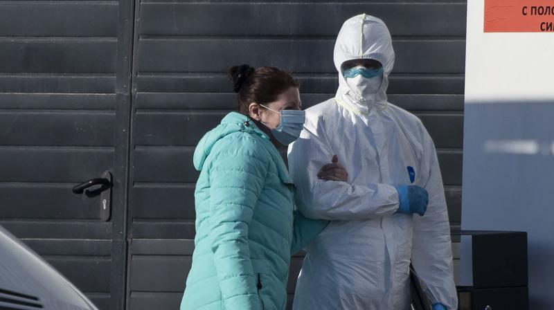 Russia Reports Highest Covid Death Toll at 972 With Over 99,000 Cases