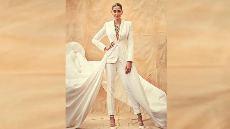 Sonam Kapoor Ahuja. (Photo: Instagram)