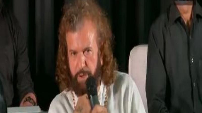 The Delhi BJP chief further said that India will take steps to take back Pakistan occupied Kashmir (PoK).  (Photo: ANI)