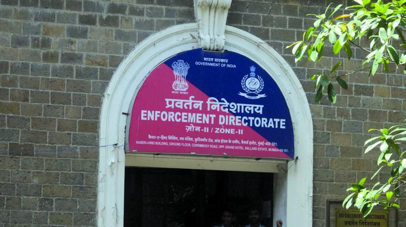 Just days after the Enforcement Directorate (ED) questioned Maharashtra Navnirman Sena (MNS) chief Raj Thackeray in connection with the IL&FS scam, his party leaders are up in arms against the state government for not putting up a Marathi language signboard at the ED office located at Ballard Pier.