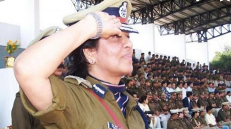 The first woman Director General of Police (DGP), Kanchan Chaudhary Bhattacharya, passed away following an illness in Mumbai on Monday night. (Photo: ANI)