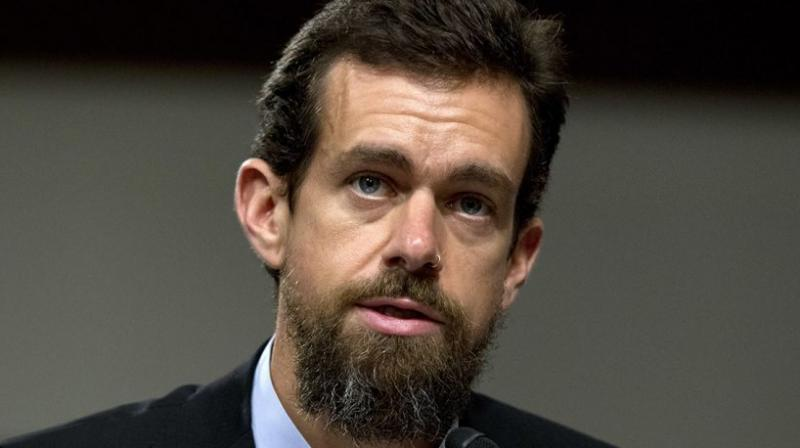 Twitter said Friday the account of chief executive Jack Dorsey had been 'compromised' after a series of erratic and offensive messages were posted. (Photo: AP)