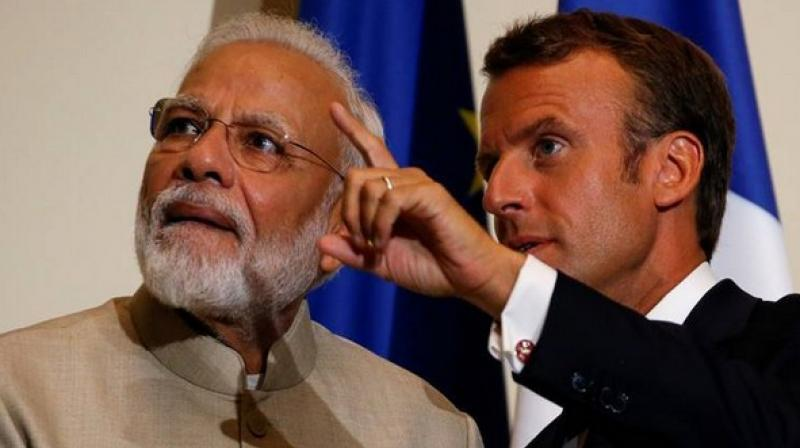 The relations between the European Union and India have widened further ever since Narendra Modi's has become the Prime Minister of the country in 2014, said Henri Malosse, former President of the European Economic and Social Committee. (Photo: ANI)