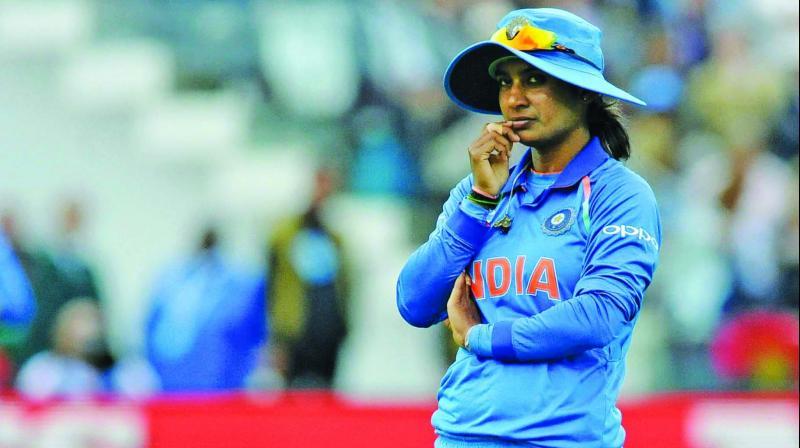 Indian women's cricket great and ODI captain Mithali Raj