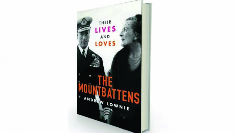 The Mountbattens, by Andrew Lownie HarperCollins, Rs 699.