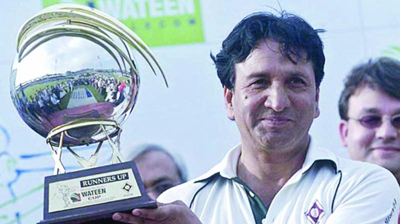 A file photo of Abdul Qadir