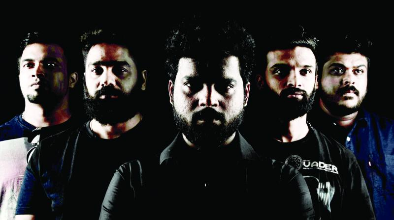 Bengaluru-based The Black Regiment wants to bust the myth that metalheads  do drugs and are very aggressive. These misconceptions, they say, inhibit general acceptance of metal music.