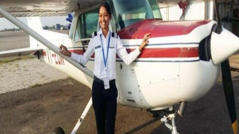 Lakra, who will soon join a private airline as a co-pilot, has achieved this feat after years of hard work. (Photo: ANI)