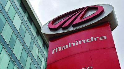 Mahindra and Mahindra Q2 net slips 27 per cent, revenue down 14.5 per cent