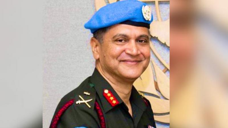 UN Secretary-General Antonio Guterres on Thursday appointed a veteran Indian Army official as the head of the world body's observer mission in Yemen's port city of Hodeidah. (Photo: Twitter/ @akbaruddinIndia)