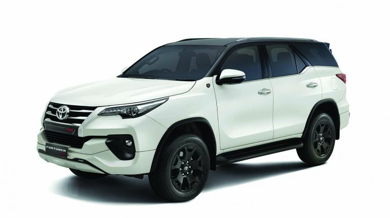 Toyota Kirloskar Motor has introduced a special edition variant of its flagship SUV Fortuner to its line-up named TRD Celebratory Edition to boost sales ahead of the festival season.