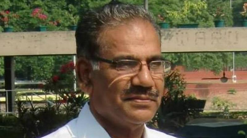 State transport minister A K Saseendran in a letter to Union Road Transport Minister Nitin Gadkari requested flexibility to fix fines under the ammended Motor Vehicles Act at rates proportionate to the gravity of the offences and which are affordable by all. (Photo: Twitter)