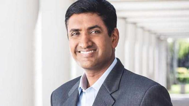Indian-American US Congressman Ro Khanna on Friday advocated for NATO equivalent status for India in bilateral defence ties. (Facebook)