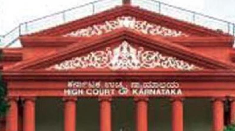 An FIR has been registered in connection with a bomb threat letter to the Registrar General of Karnataka High Court by a person who claimed himself belonging to