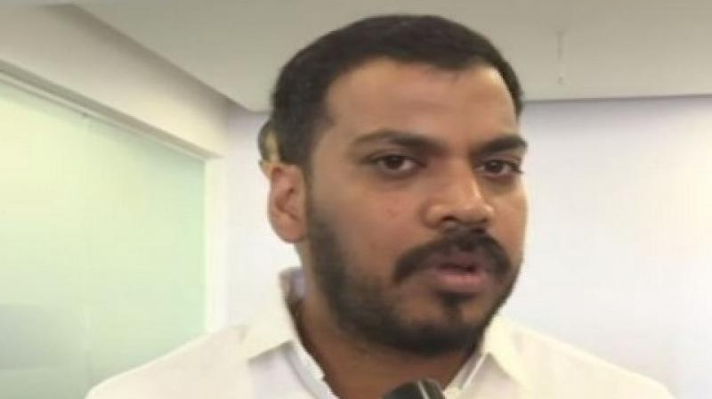 Andhra Pradesh Irrigation Minister P Anil Kumar said on Saturday that thousands of crores of public money would be saved through the reverse tendering process of the projects bidded under TDP government. (Photo: ANI)