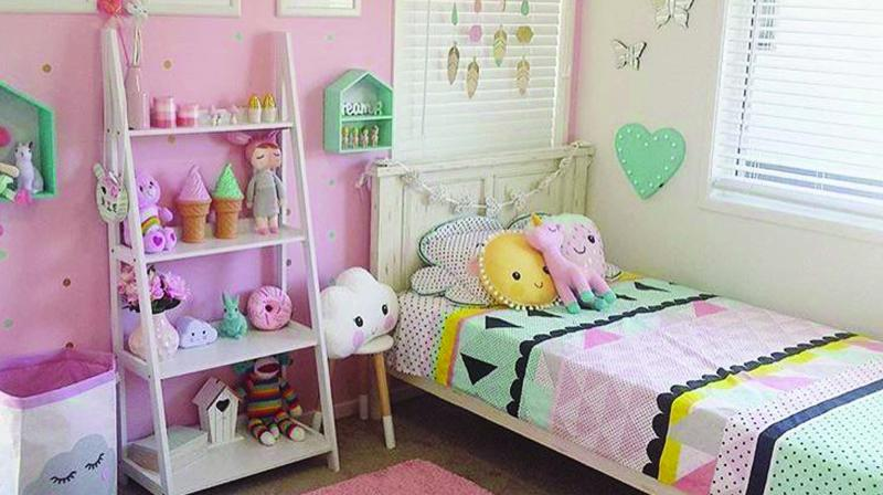 Decorating a child's room can be extremely fun, for both kids and parents. The idea is to do it together. What do children like? That's the key. They like a LOT of things. Here are a few ideas to zing up your little one's room.