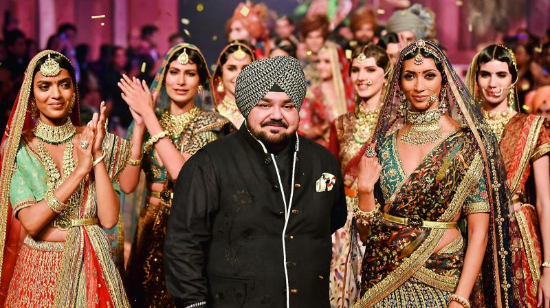"After 25 years, J. J. Valaya says he was ""bored"" of what he was seeing and of what he was doing as well. ""A quick hiatus is a wonderfully honest companion. It made me realise even more how intense my love affair with couture was,"" says the man who has spent many moons in the business of fashion."