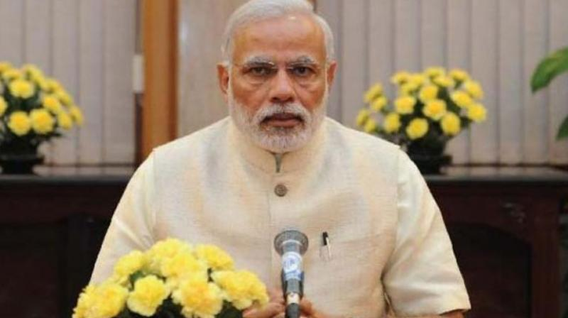 Prime Minister Narendra Modi on Tuesday invited suggestions and ideas from the public for the 58th edition of his monthly radio program 'Mann ki Baat' scheduled for October 27, which, coincidentally, is falling on Diwali. (Photo: File)