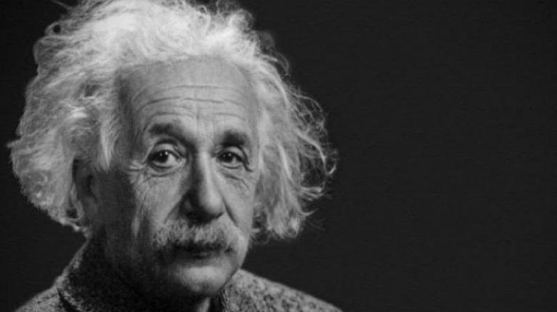 Legendary physicist Albert Einstein. (Photo: AFP)