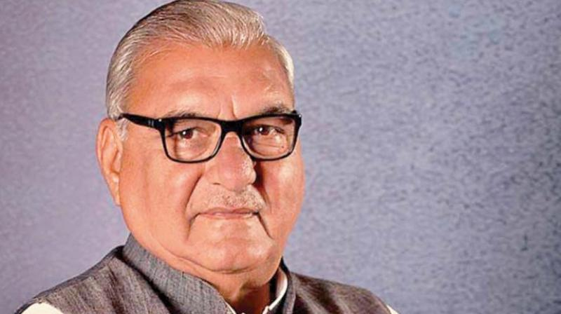 The agency claimed that the value of the plot was Rs 64.93 crore but Hooda gave it away for Rs 59 lakh. (Photo: File)
