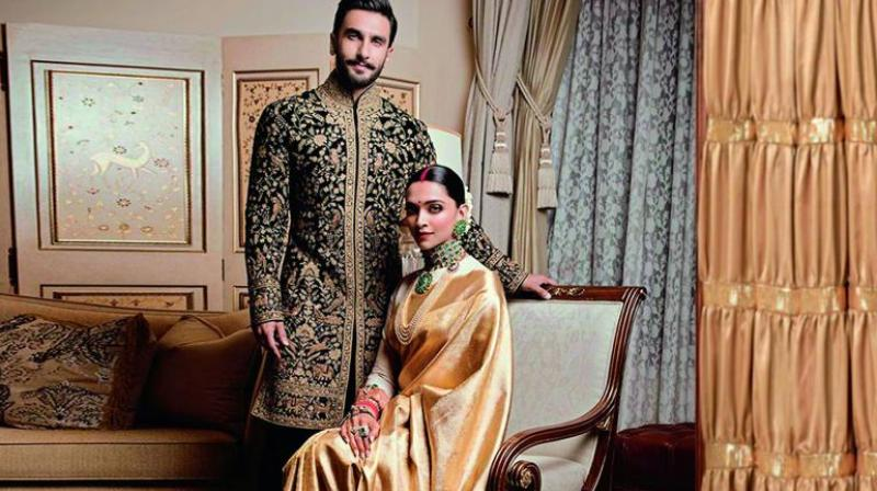 Ranveer Singh and Deepika Padukone have no issues with gender pay gap.