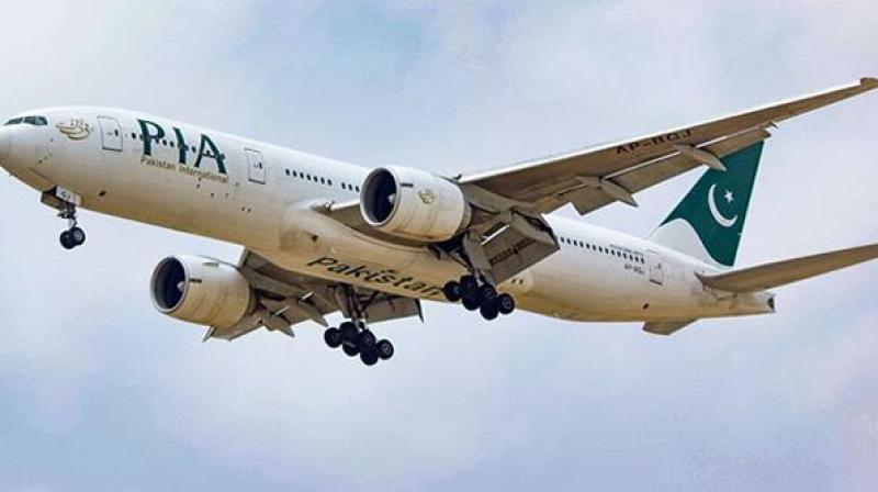 Pakistan International Airlines (PIA) operated 46 flights from the Islamabad Airport without any passengers in 2016-17, a media report said on Friday. (Photo: Instagram)