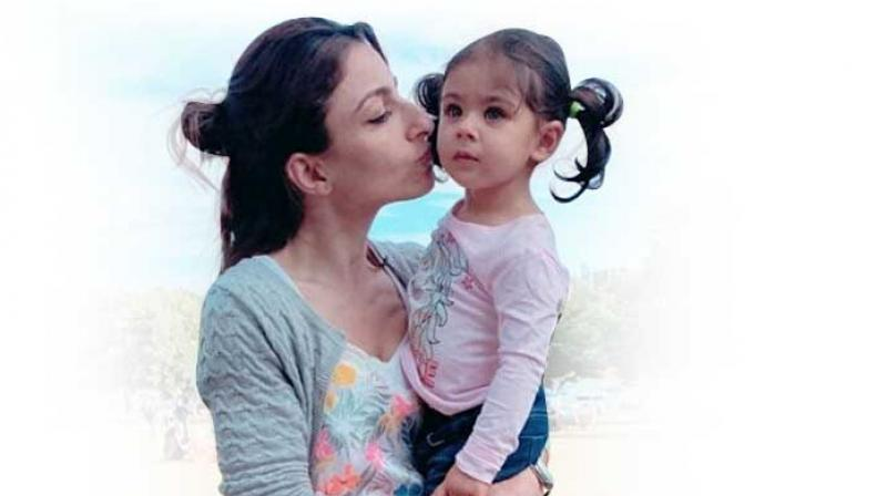 Soha Ali Khan and Kunal Kemmu's daughter Inaaya turns two on September 29.