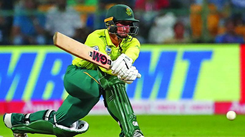 De Kock leads SA to nine-wicket win Kohli's move backfires