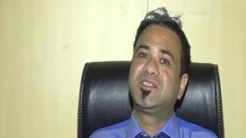 Dr Kafeel Khan, who was suspended from Gorakhpur's BRD Medical College two years ago, has been cleared of charges of medical negligence, corruption and not performing his duty in the 2017 Gorakhpur children death case. (Photo: ANI)