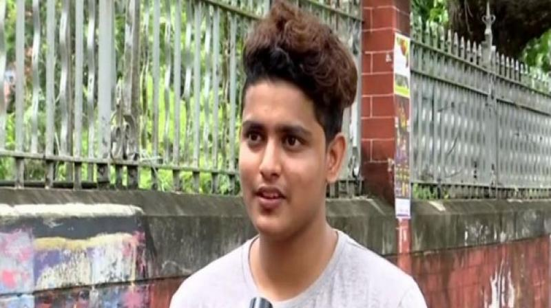 Kerala government has decided to bear the training cost of 20-year-old Adam Harry to help him become the country's first transgender airline pilot. (Photo: ANI)